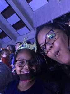 Ife attended Disney on Ice Presents: Mickey's Search Party on May 16th 2019 via VetTix