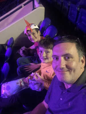 John attended Disney on Ice Presents: Mickey's Search Party on May 16th 2019 via VetTix