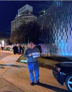 Jeffery attended Holiday Pops - Presented by the San Antonio Symphony on Dec 14th 2018 via VetTix