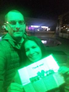 William attended DJ Manifesto on Dec 22nd 2018 via VetTix