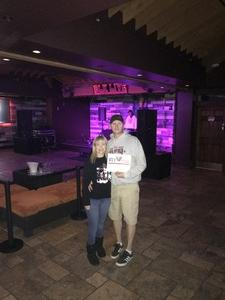 Marcus attended DJ Manifesto on Dec 22nd 2018 via VetTix