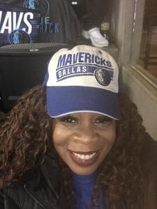 Cathy attended Dallas Mavericks vs. Orlando Magic - NBA on Dec 10th 2018 via VetTix