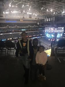 kelvin attended Dallas Mavericks vs. Orlando Magic - NBA on Dec 10th 2018 via VetTix