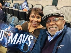 Timothy attended Dallas Mavericks vs. Orlando Magic - NBA on Dec 10th 2018 via VetTix