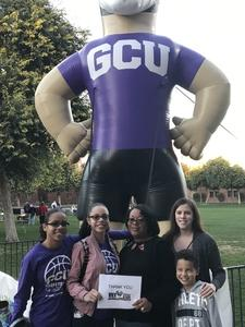 Click To Read More Feedback from GCU Lopes vs. Mississippi Valley State - NCAA Men's Basketball - General Admission