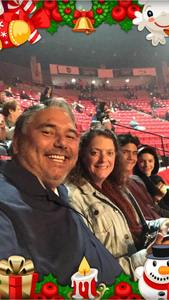 Ceaser attended Barry Manilow - a Very Barry Christmas! - Adult Contemporary on Dec 13th 2018 via VetTix