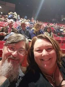Tim attended Barry Manilow - a Very Barry Christmas! - Adult Contemporary on Dec 13th 2018 via VetTix
