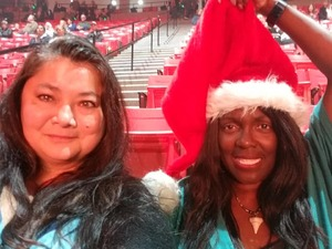 Patricia attended Barry Manilow - a Very Barry Christmas! - Adult Contemporary on Dec 13th 2018 via VetTix
