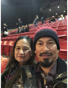 DIONISIO attended Barry Manilow - a Very Barry Christmas! - Adult Contemporary on Dec 13th 2018 via VetTix