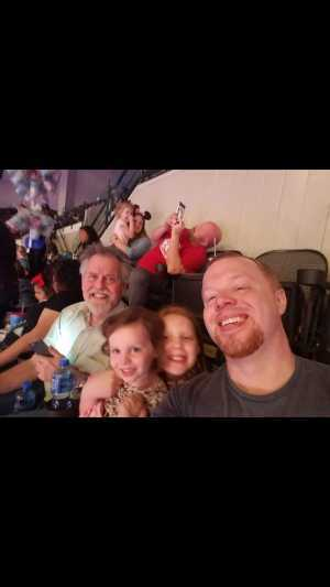 Cie-J attended Disney on Ice Presents: Mickey's Search Party on Mar 28th 2019 via VetTix