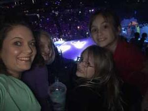 Kelsey attended Disney on Ice Presents: Mickey's Search Party on Mar 28th 2019 via VetTix