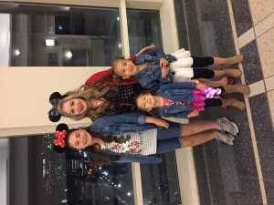 Lorenzo Garcia attended Disney on Ice Presents: Mickey's Search Party on Mar 28th 2019 via VetTix