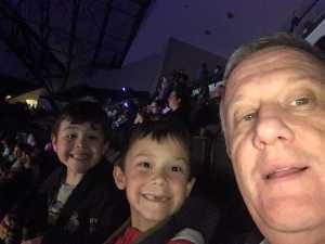 Gregory attended Disney on Ice Presents: Mickey's Search Party on Mar 28th 2019 via VetTix