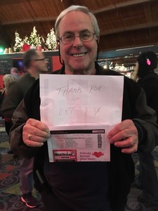 John attended Cirque Dreams Holidaze (touring) - Circus on Dec 14th 2018 via VetTix