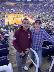 Marco attended Phoenix Suns vs. Dallas Mavericks - NBA on Dec 13th 2018 via VetTix