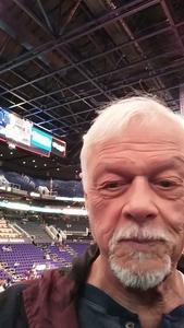 gerald attended Phoenix Suns vs. Dallas Mavericks - NBA on Dec 13th 2018 via VetTix
