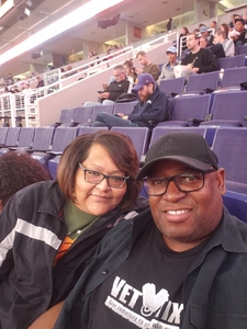 Richard attended Phoenix Suns vs. Dallas Mavericks - NBA on Dec 13th 2018 via VetTix