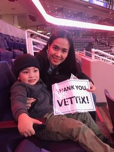 Jeffery attended Phoenix Suns vs. Dallas Mavericks - NBA on Dec 13th 2018 via VetTix