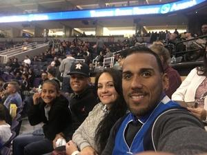 Marcos R. attended Phoenix Suns vs. Dallas Mavericks - NBA on Dec 13th 2018 via VetTix