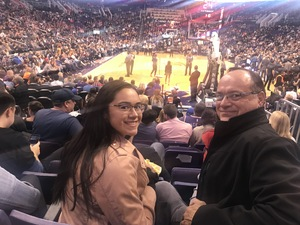 Alex attended Phoenix Suns vs. Dallas Mavericks - NBA on Dec 13th 2018 via VetTix