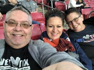 Brian attended Playstation Fiesta Bowl - Louisiana State University vs. University of Central Florida on Jan 1st 2019 via VetTix