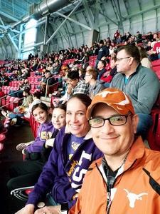 Gorgonio attended Playstation Fiesta Bowl - Louisiana State University vs. University of Central Florida on Jan 1st 2019 via VetTix