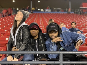 Leshay attended Dxl Frisco Bowl - San Diego State University vs. Ohio University on Dec 19th 2018 via VetTix