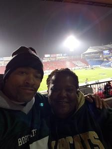 Norman attended Dxl Frisco Bowl - San Diego State University vs. Ohio University on Dec 19th 2018 via VetTix
