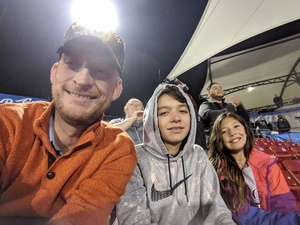 Ronald Bussard attended Dxl Frisco Bowl - San Diego State University vs. Ohio University on Dec 19th 2018 via VetTix
