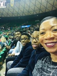 Frederick attended Baylor Bears vs. New Orleans - NCAA Men's Basketball on Dec 29th 2018 via VetTix