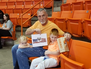 Click To Read More Feedback from Oklahoma State Cowboys vs. Lehigh Mountain Hawks - NCAA Wrestling