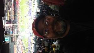 Ramon attended Cheez-it Bowl - California Golden Bears vs. TCU Horned Frogs on Dec 26th 2018 via VetTix