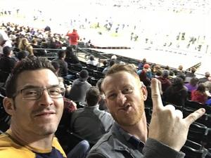 Kyle attended Cheez-it Bowl - California Golden Bears vs. TCU Horned Frogs on Dec 26th 2018 via VetTix