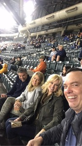 Mack attended Cheez-it Bowl - California Golden Bears vs. TCU Horned Frogs on Dec 26th 2018 via VetTix