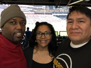 George attended Cheez-it Bowl - California Golden Bears vs. TCU Horned Frogs on Dec 26th 2018 via VetTix