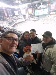 John attended Cheez-it Bowl - California Golden Bears vs. TCU Horned Frogs on Dec 26th 2018 via VetTix