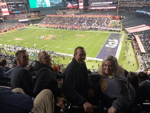 Stan attended Cheez-it Bowl - California Golden Bears vs. TCU Horned Frogs on Dec 26th 2018 via VetTix