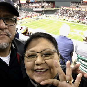 Jerry attended Cheez-it Bowl - California Golden Bears vs. TCU Horned Frogs on Dec 26th 2018 via VetTix