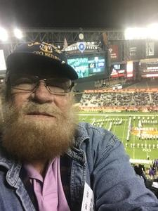 gary attended Cheez-it Bowl - California Golden Bears vs. TCU Horned Frogs on Dec 26th 2018 via VetTix