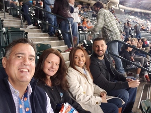 Nicholas attended Cheez-it Bowl - California Golden Bears vs. TCU Horned Frogs on Dec 26th 2018 via VetTix