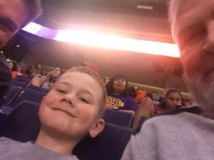 Richard attended Cheez-it Bowl - California Golden Bears vs. TCU Horned Frogs on Dec 26th 2018 via VetTix