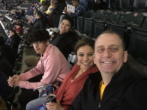 Douglas attended Cheez-it Bowl - California Golden Bears vs. TCU Horned Frogs on Dec 26th 2018 via VetTix
