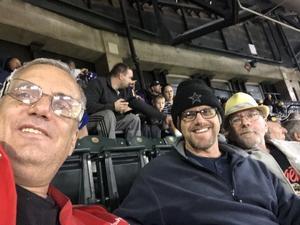David attended Cheez-it Bowl - California Golden Bears vs. TCU Horned Frogs on Dec 26th 2018 via VetTix
