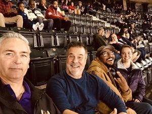 Allen attended Cheez-it Bowl - California Golden Bears vs. TCU Horned Frogs on Dec 26th 2018 via VetTix