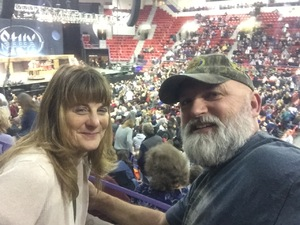 tim attended Red Rock Productions Presents: STYX With Special Guest Anne Wilson of Heart Resch Center Complex 2018-2019 on Dec 29th 2018 via VetTix