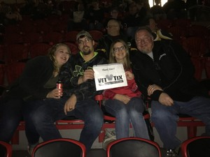 Mark attended Red Rock Productions Presents: STYX With Special Guest Anne Wilson of Heart Resch Center Complex 2018-2019 on Dec 29th 2018 via VetTix