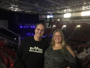 Brian attended Red Rock Productions Presents: STYX With Special Guest Anne Wilson of Heart Resch Center Complex 2018-2019 on Dec 29th 2018 via VetTix