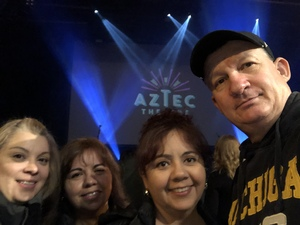 wayne attended Eclipse - a Tribute to Journey - Undefined on Jan 12th 2019 via VetTix
