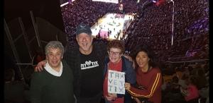 William attended Cleveland Cavaliers vs. Milwaukee Bucks - NBA on Dec 14th 2018 via VetTix