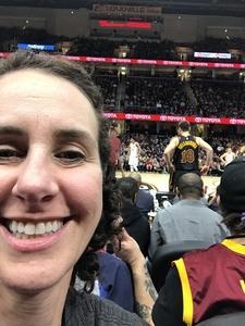 Hari attended Cleveland Cavaliers vs. Milwaukee Bucks - NBA on Dec 14th 2018 via VetTix